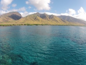 Maui Canoe Surfing location