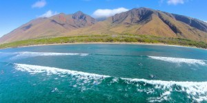 Lahaina Surfing Location