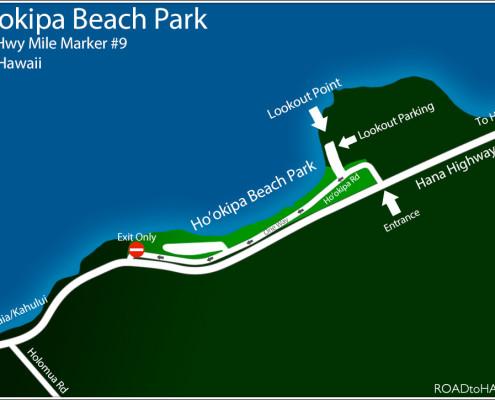 hookipa map