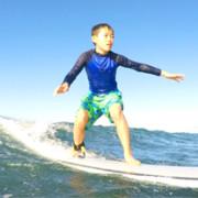 Kids Surfing West Side