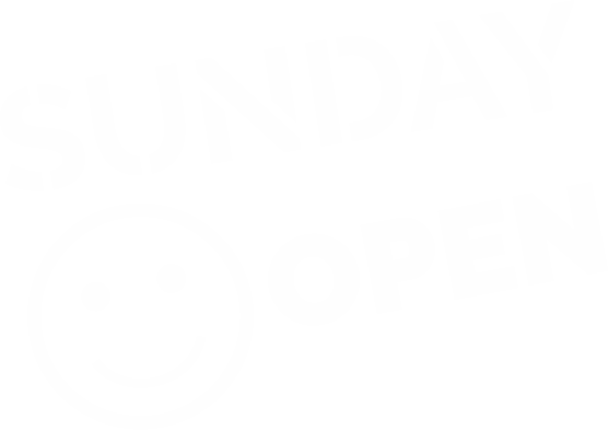 sunday open