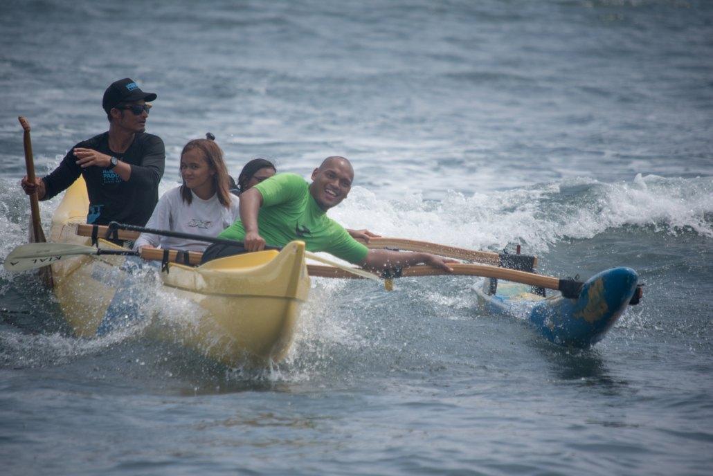 Jason Canoe Surfing Guide